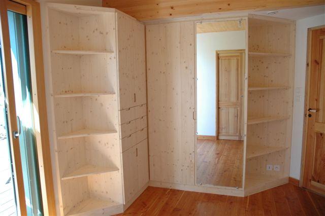 Meubles sur mesure pour dressing et salle de bain - Construire meuble salle de bain ...
