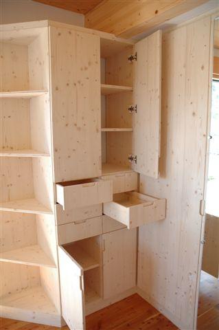 Meubles sur mesure pour dressing et salle de bain maisoneco construction - Meubles sur internet ...
