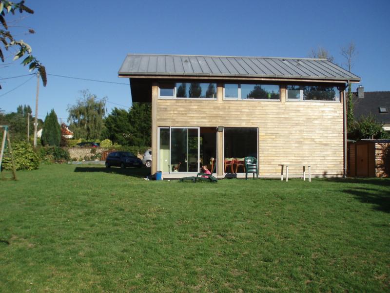 Maison En Bois Bretagne  de maison bois en Bretagne – MaisonEco  ~ Maison En Bois Bretagne