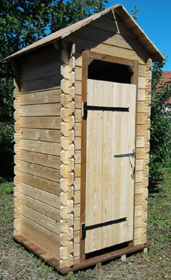 Toilettes le sp cialiste fran ais des for Construction toilette seche exterieur